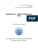 assigment 3-ed tech exploration plan
