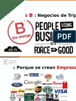 Empresas B (Triple Impacto)