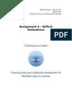assigment 4-ed tech eval
