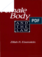 Zillah Eisenstein - The Female Body and the Law