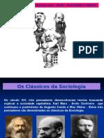 Os Classicos Da Sociologia Weber