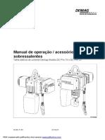 257 562 57 08 2007 Manual de Operação DC 16-25 (PARTE 1)