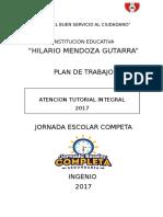 Plan Institucional Ati 2017