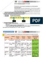 Sistematización de Los Datos Recogidos de Los Instrumentos