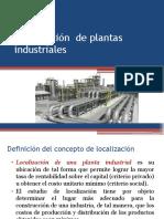 Localización de Plantas Industriales
