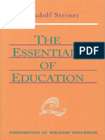 STEINER, Rudolf - The Essentials of Education.pdf