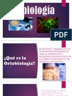 Historia de la Ortobiología