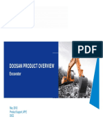 Doosan Products Overview (HEX)