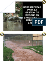 RRD DE OBRAS DE SANEAMIENTO