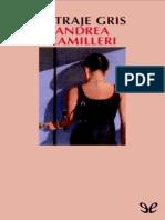 El Traje Gris - Andrea Camilleri
