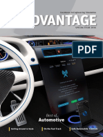 ANSYS Advantage Best of Automotive AA 2016