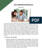 Finanzas Prematrimoniales Parte 1