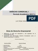 Derecho Comercial i (Parte General) - Temas 1, 2, 3, 4
