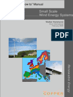 How to Wind Energy