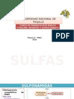 Sulfas, Nitratos y Quinolonas