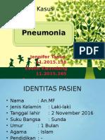 Case Ppt Pneumonia