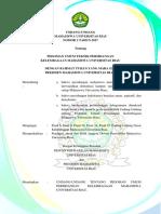 Undang-Undang Nomor 2 Tahun 2017 Tentang Pedoman Umum Teknik Persidangan Mahasiswa Universitas Riau