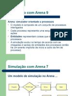 Simulacao Arena Intro