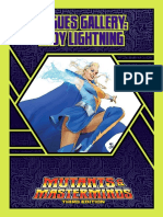 [GRR 9631e] Rogues Gallery - Lady Lightning
