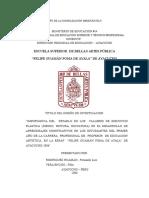 Caratatula Felipe Huaman Poma