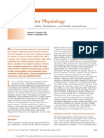 Water Physiology Essentiality, Metabolism, And.8