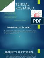 Potencial Electrostático Expo