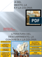 literaturadeldescubrimientolaconquistayla-120528162930-phpapp02
