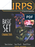 GURPS - 4th Edition - Basic Set - Characters