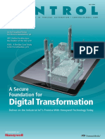 A Secure Foundation for Digital Transformation - IIoT by Honeywell