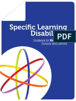 SLD Guidance Document