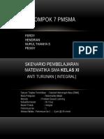 Ppt Integral Kls 11