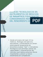 Avances Tecnologicos en Instrumentos de Medicion de Paramtros antropometricos