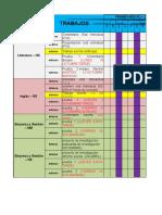 Cronograma IB 2017