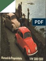 Manual do Fusca 70-71-72 - Volkswagen.pdf