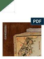 Map Board - Letter Size