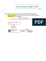Windows Flash Utility SOP_User for TXE.pdf