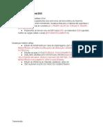 Relatório(PREVIA) Nacional 2015