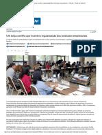 CNI Lança Cartilha Que Incentiva Regularização Dos Sindicatos Empresariais