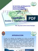 Cap1 Ses1 Hidrologia Conceptos 2017 Ult