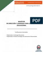 Magíster en Dirección y Liderazgo.docx