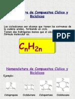 Clase 02 Compuestos Ciclicos