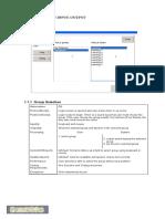Modul  Contoh desain input output