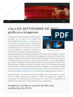 Libro de SEPTIEMBRE de 2021 Gráficos e Imágenes - El Retorno Del Rey - Septiembre 2021!