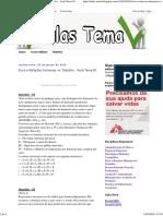 001 Resposta e Questionários Ética e Relações Humanas No Trabalho - Aula Tema 01