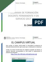 El Campus Virtual