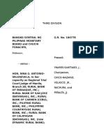 BSP v Valenzuela GRN 184778
