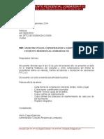 Reclamacion Seguro Daño Sistema Hidraulico Carta Fotografias