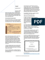 What is a Promissory Note 3