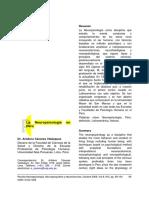 Lectura La Neuropsicología en El Perú (1)