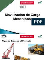 Capacitacion Movilizacion de Carga